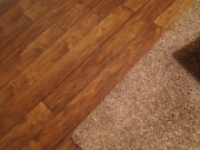 thumbs rug on laminate floor Portfolio